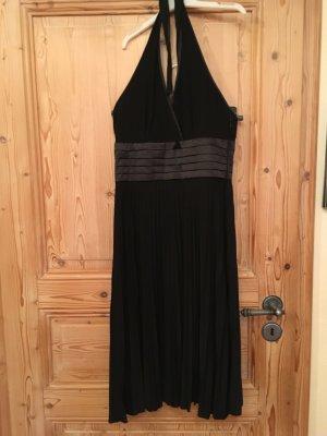 schwarzes Abendkleid Gr. S