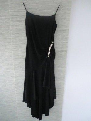 Schwarzes Abendkleid in Größe S