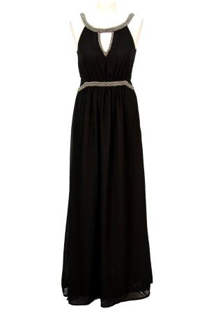 Schwarzes Abendkleid von Anna Field