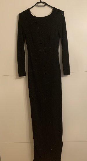 Schwarzes Abendkleid von H&M