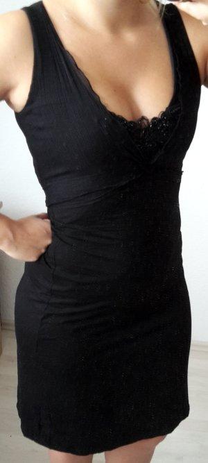 Schwarzes Abendkleid von More&More