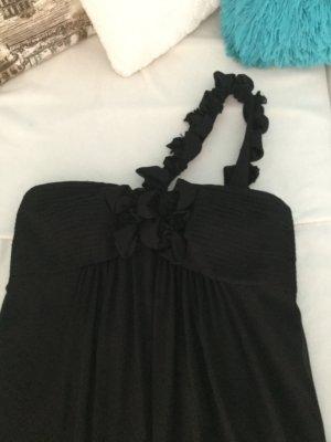 Schwarzes Abendkleid von P&C