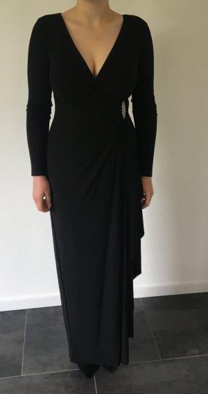 Schwarzes Abendkleid von Ralph Lauren *neu* Größe 4, passt auch 36/38