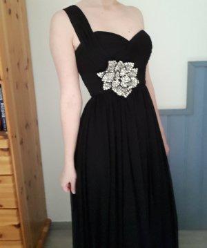 Schwarzes Abendkleid von Terani Couture