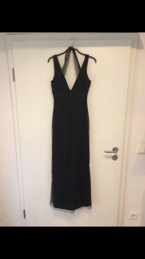 Schwarzes Abendkleid von Vera Mont 32