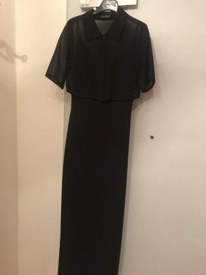 Schwarzes Abendkleid von Vera Mont