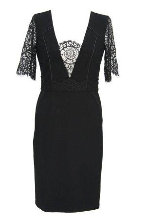 Schwarzes Abendkleid von Zetterberg Couture