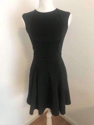 Schwarzes Alinien Kleid von Ted Baker