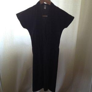 Schwarzes American Apparel Kleid Gr. XS