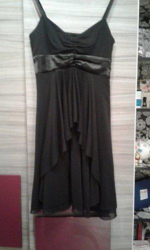 Bodyflirt Chiffon jurk zwart