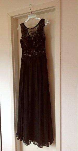 Unique Ball Dress black
