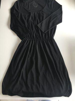 Edc Esprit Robe ballon noir coton