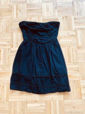 Comptoir des Cotonniers Vestido bandeau negro