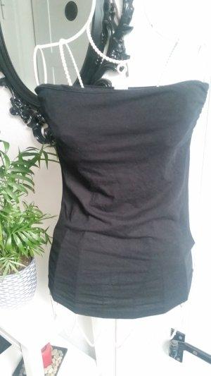 H&M Haut bandeau noir