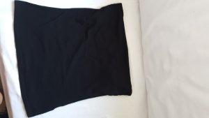 Schwarzes Bando-Top - Größe L
