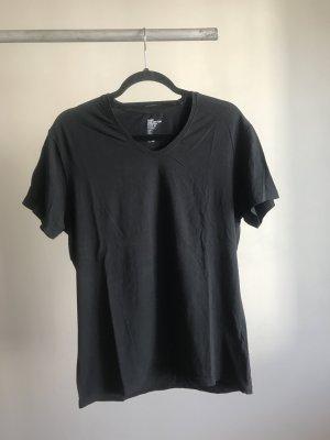 H&M Oversized Shirt black