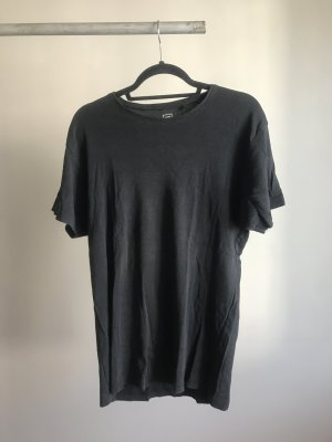 SMOG Top extra-large noir