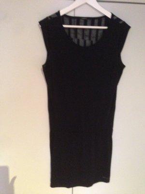 schwarzes Bench-Kleid, Gr. M