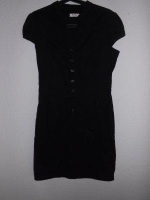 Schwarzes Blusenkleid, Größe 40