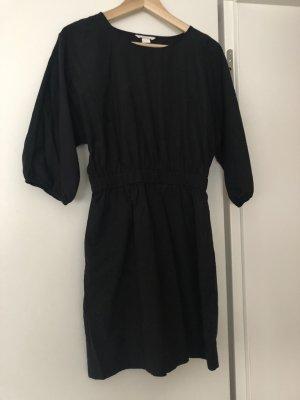 Schwarzes Blusenkleid / H&M