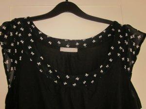 schwarzes Blusenshirt von Orsay