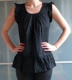 schwarzes Blusentop von Vero Moda