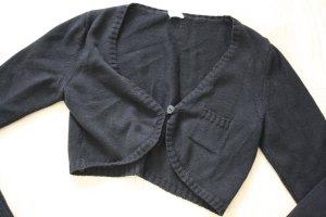 schwarzes Bolero von H&M in Gr. XS/S