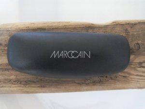 Schwarzes Brillenetui von Marc Cain