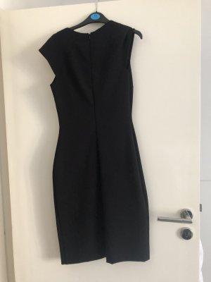 Schwarzes Buisnesskleid