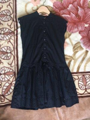 Schwarzes Burberry Kleid