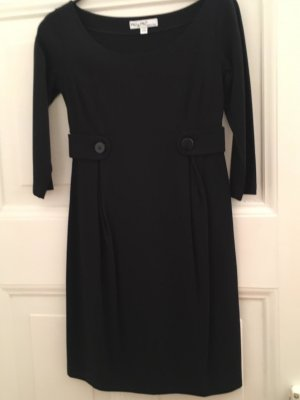 Piú & Piú Longsleeve Dress black mixture fibre