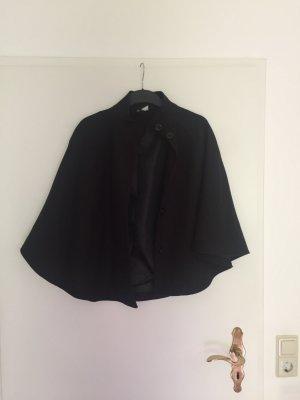 H&M Divided Cape noir