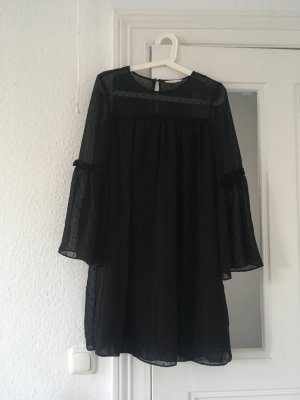 H&M Robe empire noir