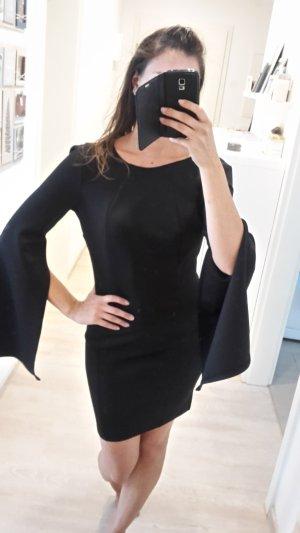Nelly Vestido cut out negro
