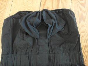 schwarzes Cocktailkleid von Fornarina Gr. L mit Schleife