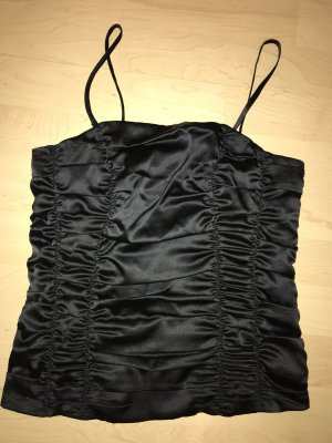 Haut type corsage noir