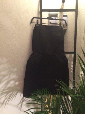 Schwarzes Corsagenkleid von ACNE STUDIOS