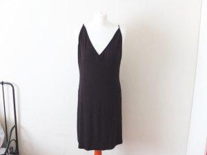 schwarzes Darling Harbour Negligé Kleid Gr. L 38 40