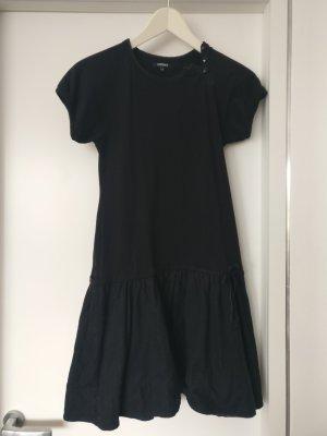 Schwarzes Donna Karan Kleid