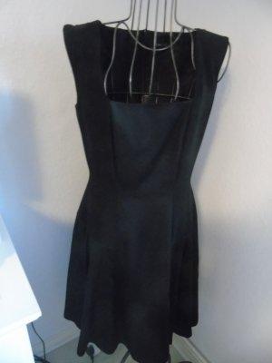 schwarzes edles Kleid von SWING, Gr. 38