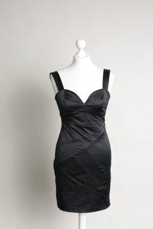 Schwarzes elegantes Abendkleid NEU