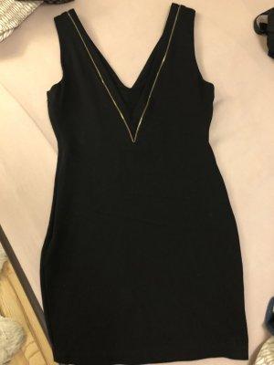 schwarzes elegantes Kleid von Zara