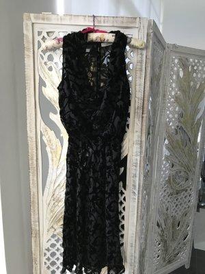 Robe de cocktail noir