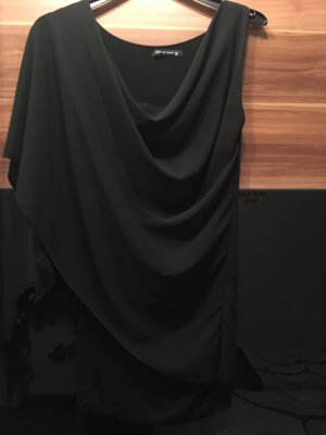 Schwarzes elegantes Top