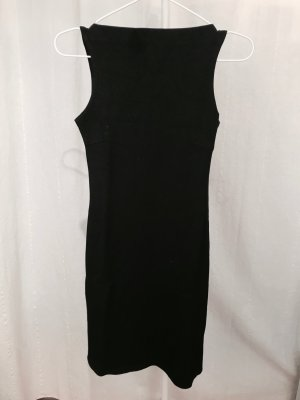 Clockhouse Mini-jurk zwart Katoen