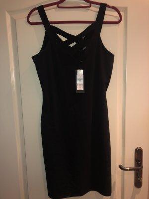 Schwarzes, enges Kleid von Orsay