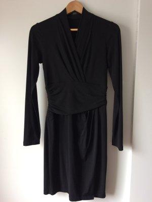 Schwarzes Esprit Cocktail-Kleid
