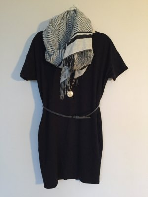 Schwarzes Esprit Kleid