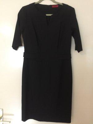 Schwarzes Etui-Kleid, HUGO, Gr. 38, neu