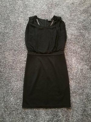 Schwarzes Figurbetontes Abendkleid